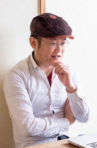 藤本洋徳さん