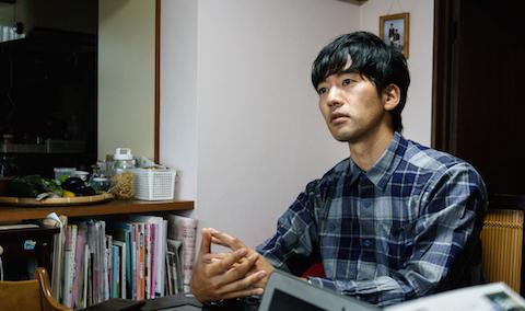 津田賀央さん