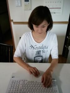 安達佳子さん