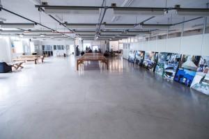 神山ヴァレー・サテライト・オフィス・コンプレックス内部
