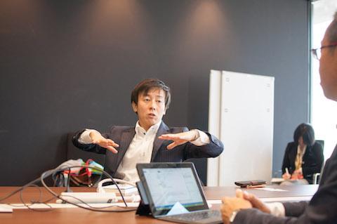 サイボウズ 青野慶久社長