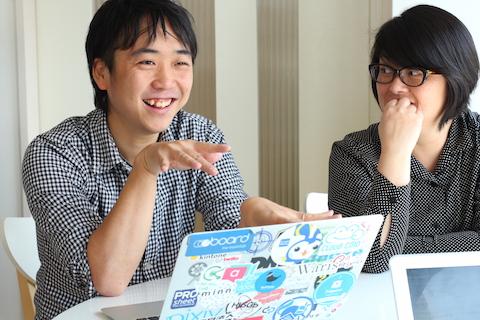 西小倉さんと中山さん