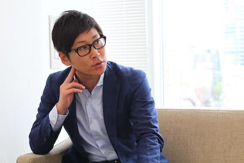 株式会社スタイル・エッジ 取締役 副社長の横川泰之さん