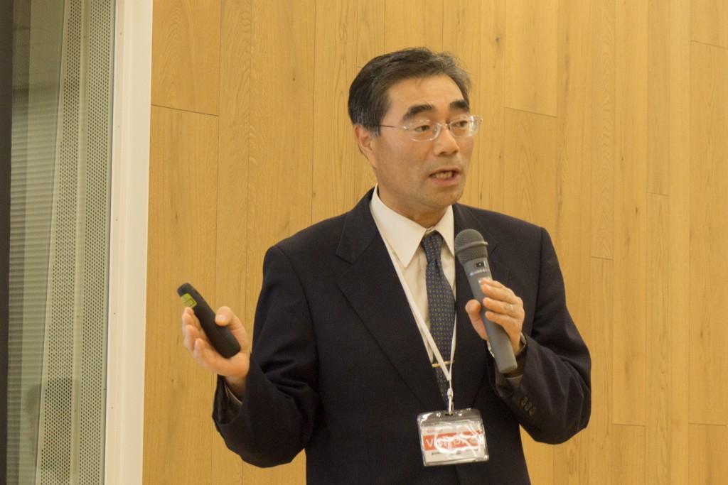 独立行政法人国際協力機構(JICA)堀内好夫氏