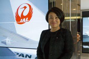 日本航空(JAL)久芳珠子さん