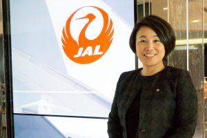 日本航空株式会社 久芳珠子さん